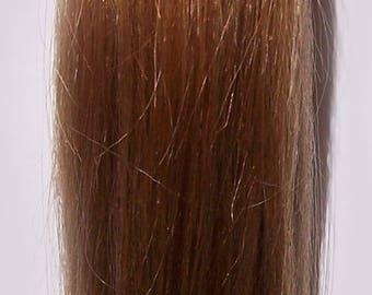 Dirty Blonde Hair Ponytail