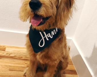 Custom Dog Bandana