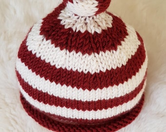 Get knotted beanie