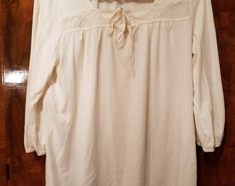 Uniqlo ladies cotton top