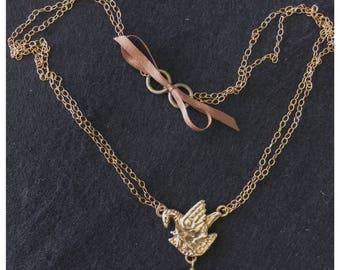 Pelican Necklace