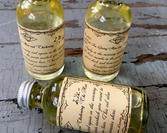 1825 - Hair Oil For Giving Shine & Thickening The Hair - Great for Dandruff,  Dry Scalp,Shine, All Natural Haircare