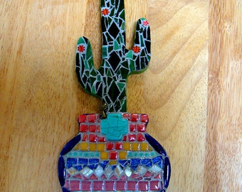 Southwestern Mosaic Cactus in Pot