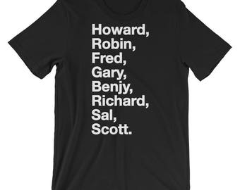 Howard Stern Show, Stern Show Shirt, Howard Stern Shirt, Stern Show T Shirt, Stern Show TShirt, Stern Show T-Shirt, Stern Show Tee, Howard S