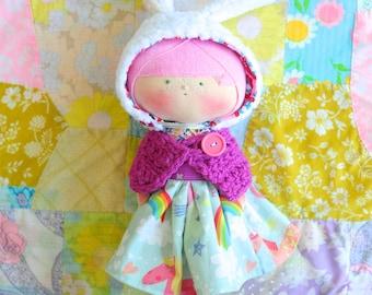 """Bubblegum - 14"""" Doll"""