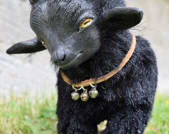 Custom Pygmy Goat - OOAK Art Doll