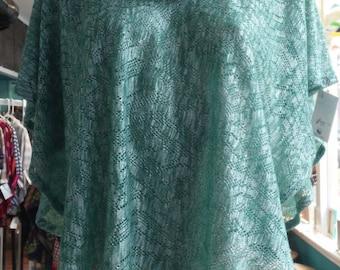 Handmade Sweater Poncho