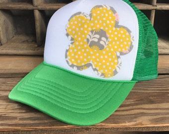 Flower Patch Trucker Hat