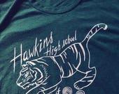 Hawkins High School Claws of 83 Stranger Things Inspired Unisex Tee