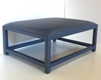 coffee table ottoman | etsy