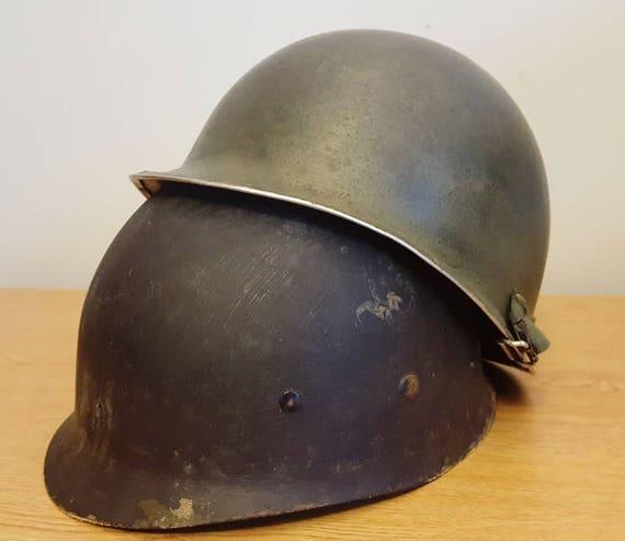 Korean War M1 Helmet w/ Liner