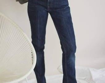 Vintage Levis Kick Flare 525 Jeans