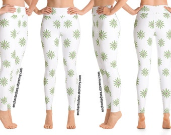 Tightrope Girl Inspired LEggings - Yoga Style - Sz XS to XL - Comfy, Quality Leggings!