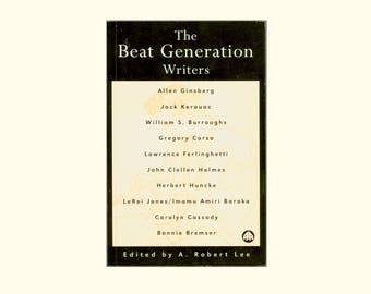 The Beat Generation Writers, Critical Essays on Ginsberg, Kerouac, Burroughs, Corso, Ferlinghetti, Leroi Jones, Carolyn Casady, Vintage Book