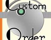 Custom order for V
