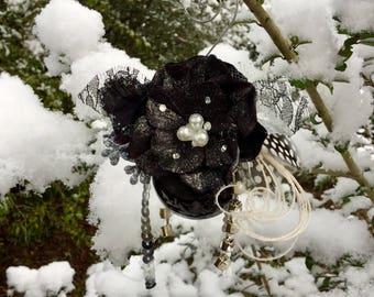 PEARL FANCY Fantasy Christmas Ornament
