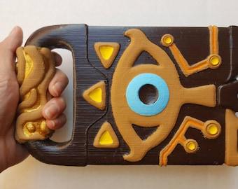 Sheikah Slate 3D Printed Breath of the Wild Cosplay Fan Art