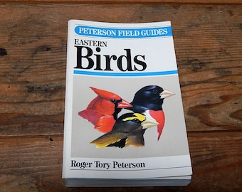 Bird Field Guide Roger Tory Peterson To Birds