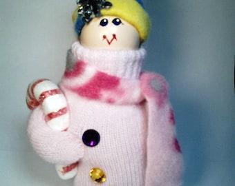 Light Pink Snowlady