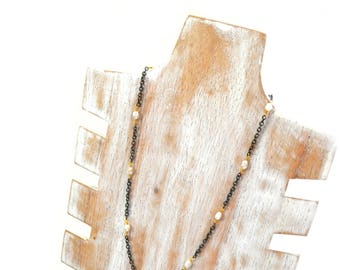 Wellington Necklace   Short