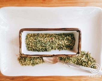 Garlic Sesame | Dip mix | Seasoning for chicken, hummus, fish, salad dressings, bread dipping, in yogurt for gyros