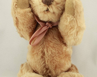 Extremely Rare Collectible Laurel Teddy Bear From Northern California