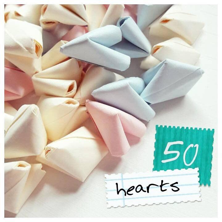 Order a paper heart