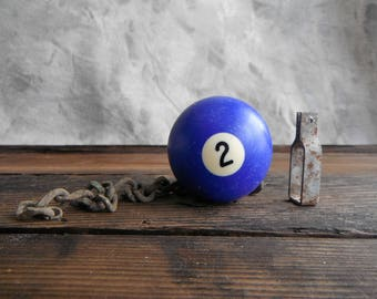 Pool Ball 2 - Blue Solid