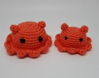 Crochet Adorabilis Octopus - Medium