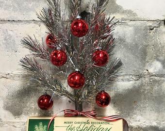 Retro Aluminum Christmas Tree