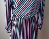 Vintage Long Sleeve Dress...