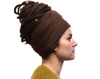 Dreadlock Scarf Head Wrap