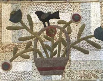 Kit and Pattern: Spring is Calling by Woolen Willow Designs