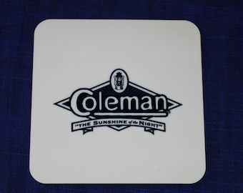 "Blue Diamond 3.75"" x 3.75"" Coaster"