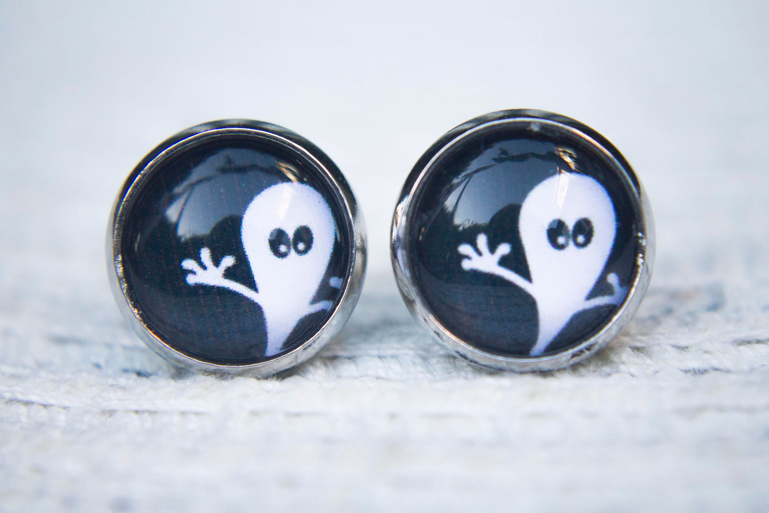pac man where pixel reality all com product geekery become your earrings ghost zozotings needs