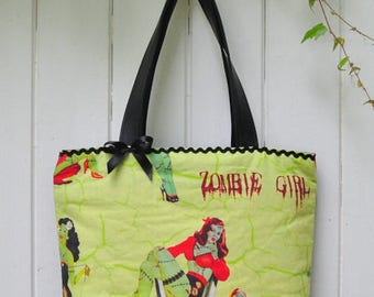 "Bag ""ZOMBIE GIRL"""