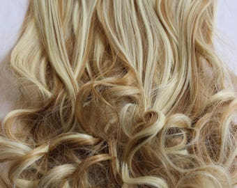 23 platinum blonde hair extensions bleach blonde clip ready to ship 22 copper blonde bleach blonde hair extensions copper streaks clip pmusecretfo Image collections