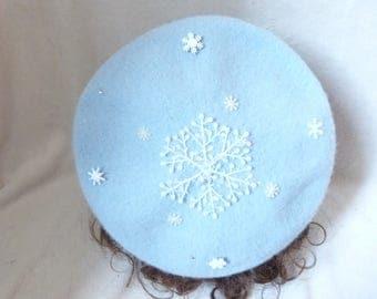 Quenn of snow Dinseybounds beret