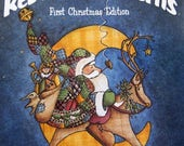First Christmas Edition A Book Of Rebecca's Patterns By Rebecca Carter Pattern Book 1996