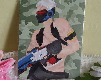 Overwatch | Soldier:76 | Art Print