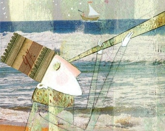 Card 474 * Cross The Sea