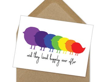 happy pride card | A6