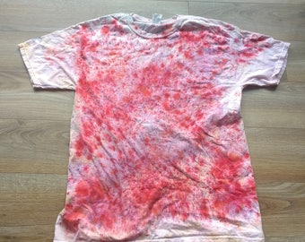 Hand Dyed T-shirt Size Large