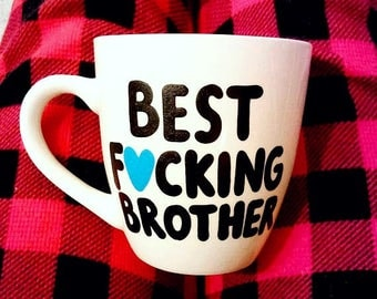 brother gift from sister, brother mug, brother gift, brother sister gift, brother christmas gift, brother sister, best brother gift, mature