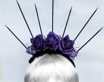 Crowns and tiaras,  lolita headdress, cosplay, Victorian, gothic, Steampunk
