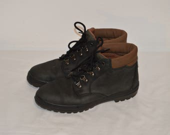 Women Size 7 Timberland Leather Boots / Hiking Boots / Walking Boots