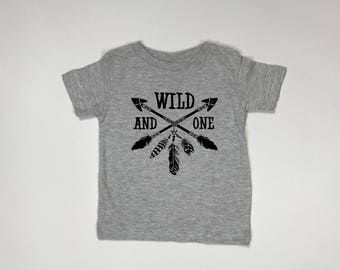 Wild and One, I am One, Wild One, Birthday Outfit, 1st Birthday Outfit, First Birthday Shirt, First Birthday, Birthday shirt, One Year old