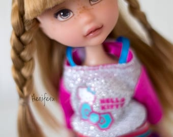 OOak Hello Kitty doll Nora -- By Heniferu