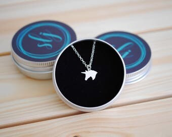 Sterling Silver Unicorn Necklace / chain / unicorn gift / gifts for her / bridesmaid gift / stocking filler / 925 / hypoallergenic