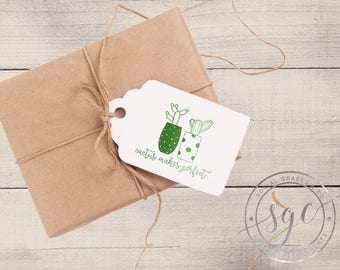 Cactus Party   Customizable Birthdays, Weddings, Engagement Bridal Parties and Baby Shower Gift Tags   social graces and co.